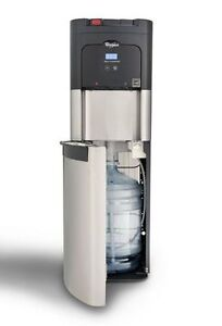 Whirlpool Stainless Steel Bottom Loading Hot/Cold Water Cooler Cambridge Kitchener Area image 2