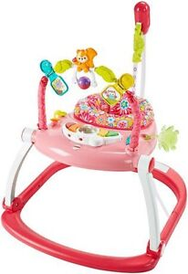 Fisher price space saver exersaucer