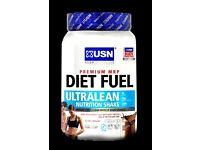 USN Premium MRP Diet Fuel - Ultralean - 2kg - Chocolate - RRP£53