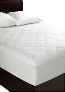 "NEW:Mainstays Waterproof ""TWIN SIZE MATTRESS PADS""(NOT MATTRESS)"