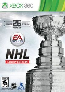 Looking for NHL Video games