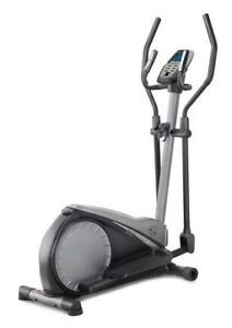 Golds Gym Stride Trainer 310 Elliptical almost new