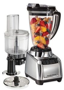 Hamilton Beach Multiblend & Food Processor  (brand new in box