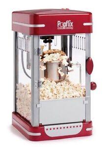 Machine popcorn Popflix (version noir)