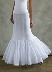 David's Bridal Fit and Flare Slip