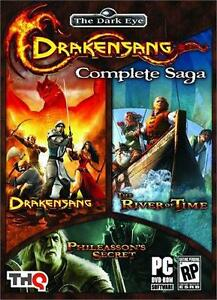 NEW PC DRAKENSANG: COMPLETE SAGA VIDEO GAME SOFTWARE 47727472