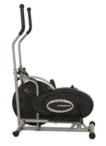 Exerpeutic Compact Elliptical Cardio Machine and Gym Mat