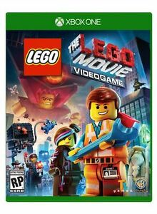 THE LEGO MOVIE VIDEOGAME XBOX ONE FOR SALE / TRADE Cambridge Kitchener Area image 1
