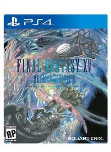 Looking to buy a copy of Final Fantasy XV Deluxe edition
