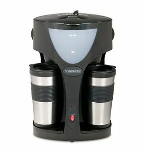 Grab & Go with a 2-Cup Coffee Maker