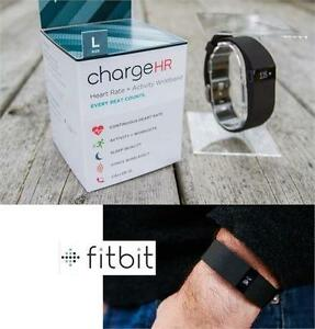 FITBIT CHARGE HR ACTIVITY TRACKER - SM
