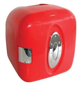 Mini Coca Cola cube fridge cooler/warmer