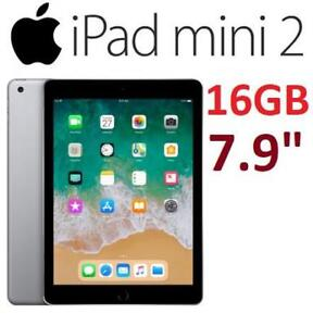 "RFB APPLE IPAD MINI 2 TABLET 16GB ME276C/A 213691631 WIFI COMPUTER PC 7.9"" 1080P BLUETOOTH REFURBISHED"