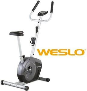 NEW* WESLO CT 2.4 UPRIGHT BIKE EXERCISE - PURSUIT - FITNESS EXERCISE WORKOUT TRAINING EQUIPMENT Sports Exercise 77919521