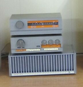 Quad Vintage 405 Power amplifier,33 preamp , FM3 Tuner