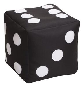 SITTING POINT Cube Ottoman ($65 each, $120 for set OBO)