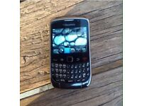 Blackberry 8520 Smart Phone EE Virgin T-mob Orange Good Condition Can Deliver
