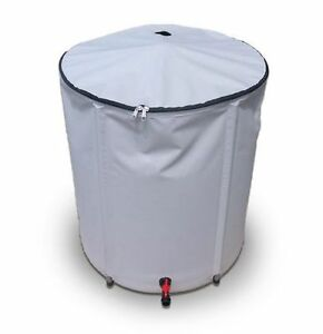Heaven and Earth Collapsible Rain Barrel, new, never used