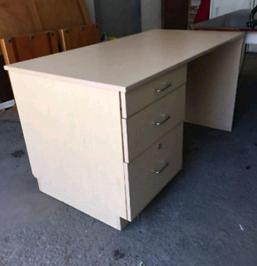 Desk With Three Drawers ,FREE Delivery