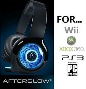 AFTERGLOW WIRED HEADSET - XBOX 360 - PS3