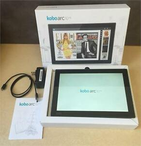 "Kobo Arc 10 HD Tablet 10.1"" 2560X1600 WIFI 16GB, Android (Refurbished)"