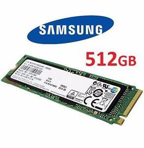 NEW SAMSUNG M.2 SSD HARD DRIVE   internal - - 8Gb/s - HP PART - 512GB COMPUTER ACCESSORIES  85414295