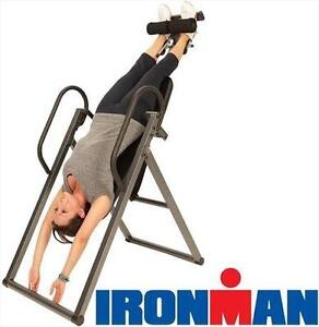 NEW IRONMAN INVERSION TABLE INVERSION THERAPY TABLE 111169077