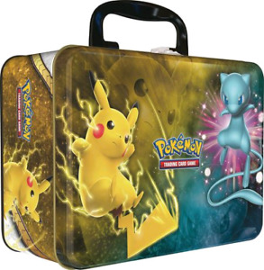 POKEMON TRADING CARDS-A POKEMON TRASURE CHEST!