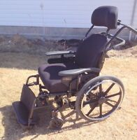 Adult Future Mobility Orion 2 Manual Dynamic Tilt Wheelchair