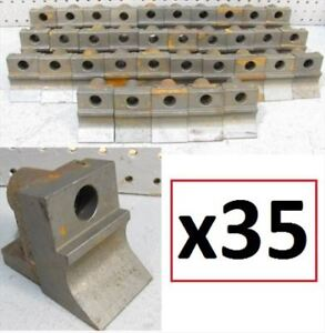 INDUSTRIAL Cutting Steel Fingers for a backhoe