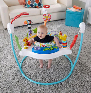 Exersaucer jumperoo like new