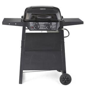 Backyard Grill 2-Burner Propane Gas Grill 20000 BTU with 2 Burners