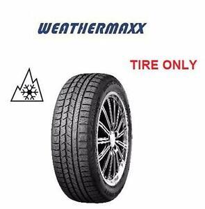 NEW WEATHERMAXX ARCTIC WINTER TIRE   P215/55R17 SPORT WINTER TIRE 94V AUTOMOTIVE VEHICLE CAR TRUCK SUV 84444025