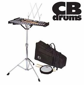NEW CB DRUMS PERCUSSION KIT   MUSIC DRUMS DRUM MUSICAL INSTRUMENT BAND 93418644