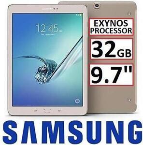 """REFURB SAMSUNG GALAXY TAB S2 32GB WI-FI GOLD TABLET - 9.7"""" - ELECTRONICS - OCTACORE EXYNOS PROCESSOR 102016855"""