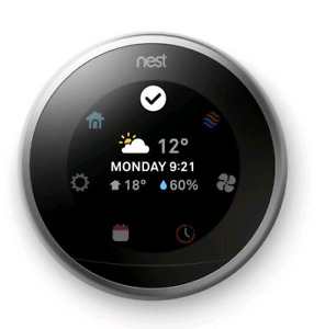 Nest Learning Thermostat - 3rd Generation -