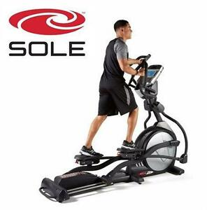 NEW SOLE FITNESS E35 ELLIPTICAL CARDIO FITNESS TRAINER EXERCISE EQUIPMENT MACHINE WORKOUT WORK OUT  81912849