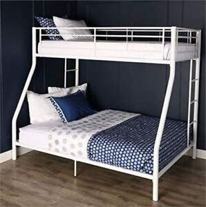 Steel bunk bed, new in box