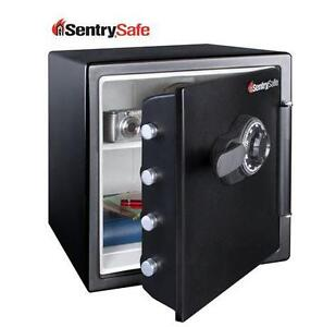 NEW OB SENTRYSAFE COMBINATION SAFE 1.2 Combination Fire Resistant Big Bolt Safe HOUSEHOLD LOCK BOX SECURITY 81211035