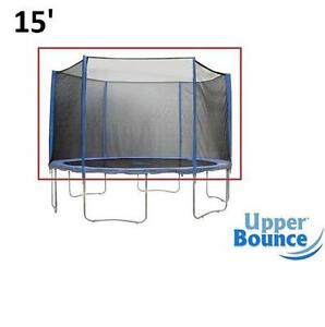 NEW OB UB TRAMPOLINE ENCLOSURE SET 15' - 6-POLE  OUTDOOR BOUNCING 76333370