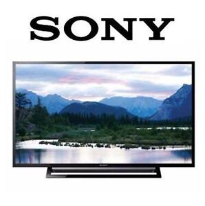 "REFURB SONY 40"" FULL 1080P HD TV LED TELEVISION - 40 INCH 107464787"