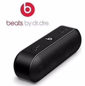 REFURB BEATS BLUETOOTH SPEAKER   PILL+ PORTABLE BLUETOOTH SPEAKER - BLACK ELECTRONICS AUDIO ENTERTAINMENT 97492483