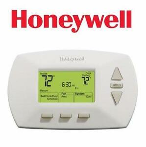 NEW HONEYWELL THERMOSTAT PROGRAMMABLE - 5-1-1 DAY HEATING COOLING HOME ACCESSORIES  83343034
