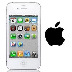 NEW APPLE IPHONE 4S 8GB LOCKED WHITE - CELL PHONE - SMARTPHONE SMART PHONE