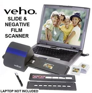NEW VEHO SMARTFIX PHOTO SCANNER