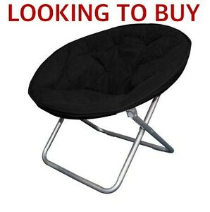 LOOKING TO BUY: Moon Chair