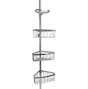 *New* Home Trends Shower Caddy Pole
