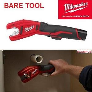 NEW MILWAUKEE COPPER TUBING CUTTER COPPER TUBING CUTTER - BARE TOOL 102116830