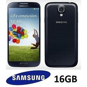 REFURB SAMSUNG GALAXY S4 SMARTPHONE - 110390096 - SMART PHONE CELL PHONE - BLACK - 16GB  - ANDROID