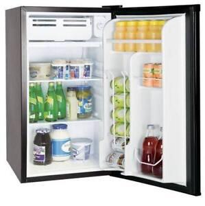 RCA 3.2 Cu. Ft. Refrigerator (white color)--new